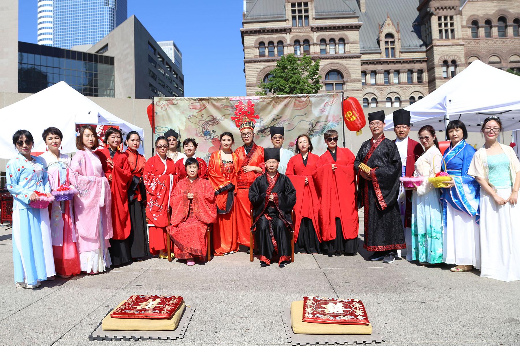 首届多伦多中国文化节(Toronto Dragon Festival)